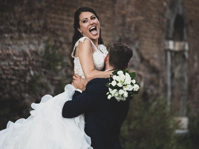 Il matrimonio di Massimiliano e Marta a Roma, Roma 18
