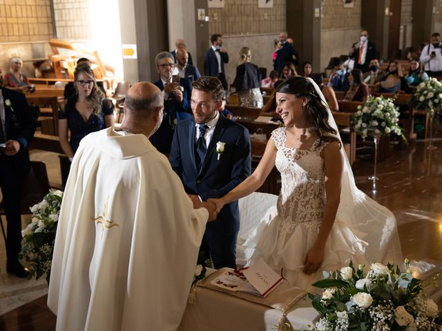 Il matrimonio di Massimiliano e Marta a Roma, Roma 36