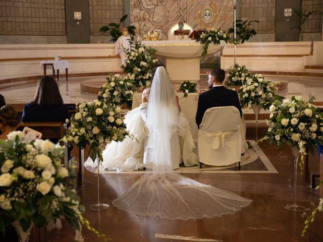 Il matrimonio di Massimiliano e Marta a Roma, Roma 38