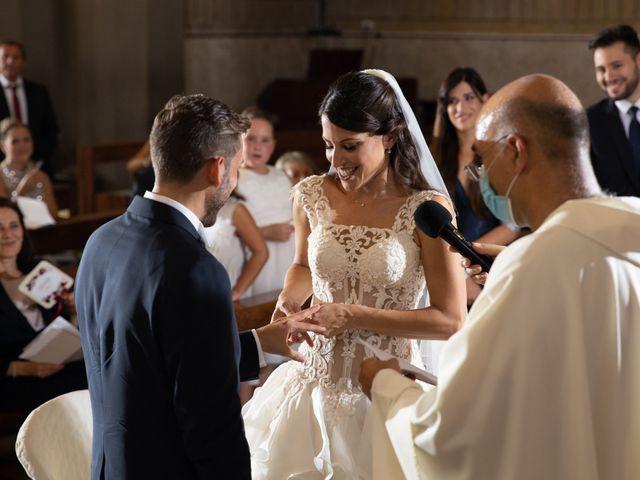 Il matrimonio di Massimiliano e Marta a Roma, Roma 39