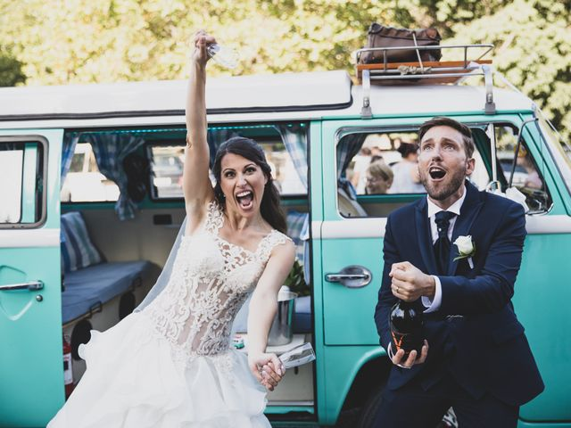 Il matrimonio di Massimiliano e Marta a Roma, Roma 42