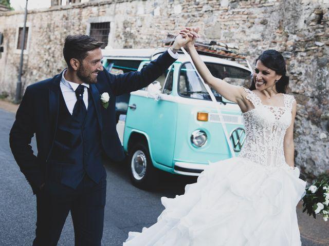 Il matrimonio di Massimiliano e Marta a Roma, Roma 48