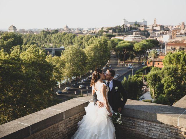 Il matrimonio di Massimiliano e Marta a Roma, Roma 55