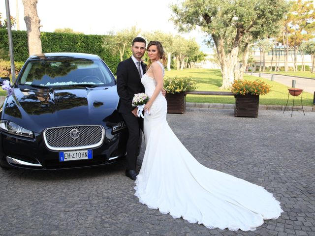 le nozze di Eva e Pasquale