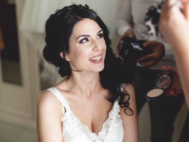 Il matrimonio di Nicola e Elena a Martina Franca, Taranto 5