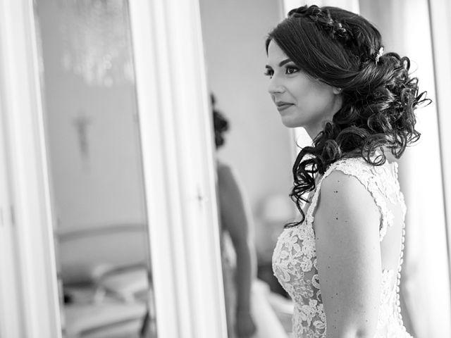 Il matrimonio di Nicola e Elena a Martina Franca, Taranto 6