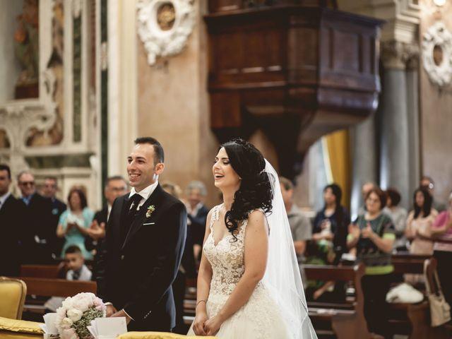 Il matrimonio di Nicola e Elena a Martina Franca, Taranto 10