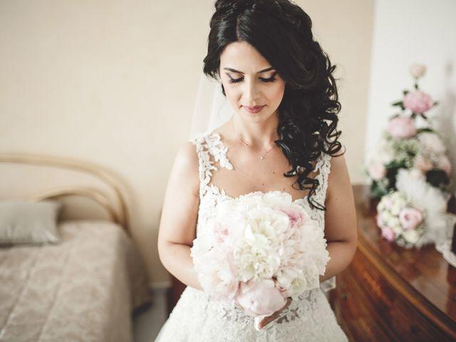 Il matrimonio di Nicola e Elena a Martina Franca, Taranto 15