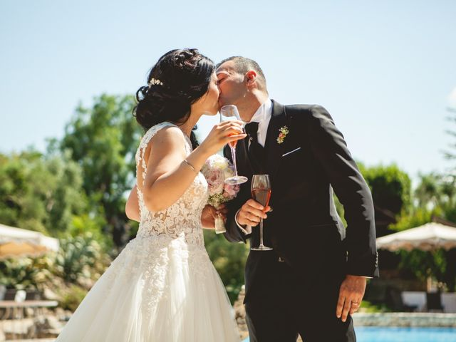 Il matrimonio di Nicola e Elena a Martina Franca, Taranto 27