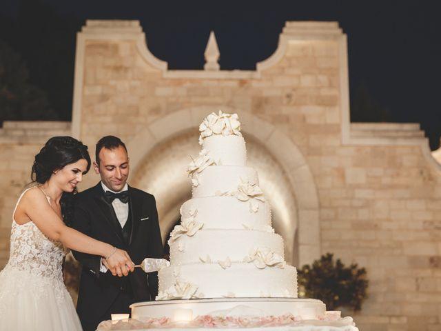 Il matrimonio di Nicola e Elena a Martina Franca, Taranto 31