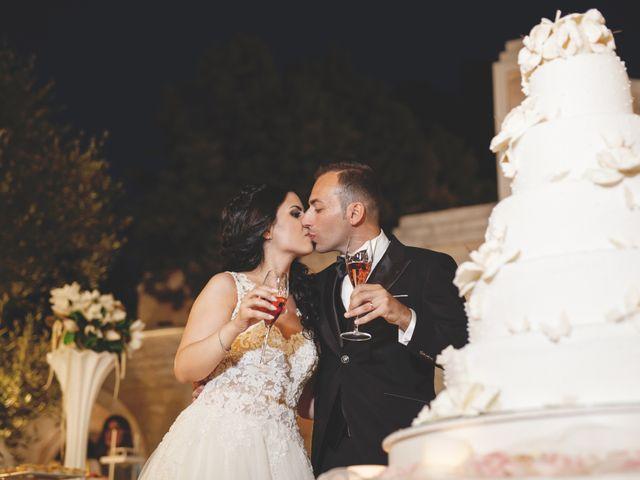 Il matrimonio di Nicola e Elena a Martina Franca, Taranto 32