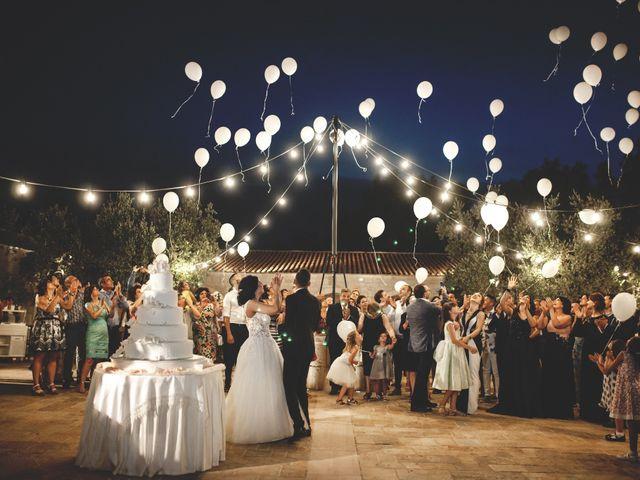 Il matrimonio di Nicola e Elena a Martina Franca, Taranto 45
