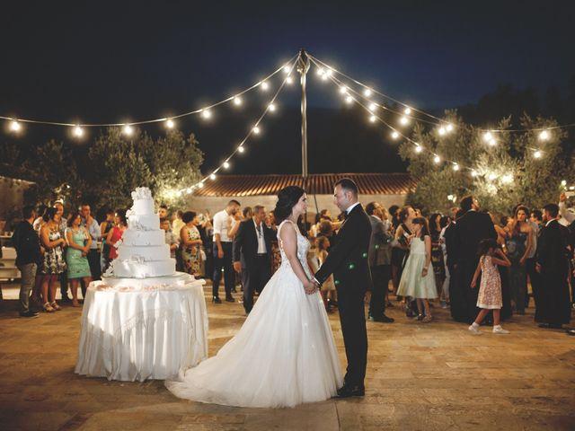 Il matrimonio di Nicola e Elena a Martina Franca, Taranto 46