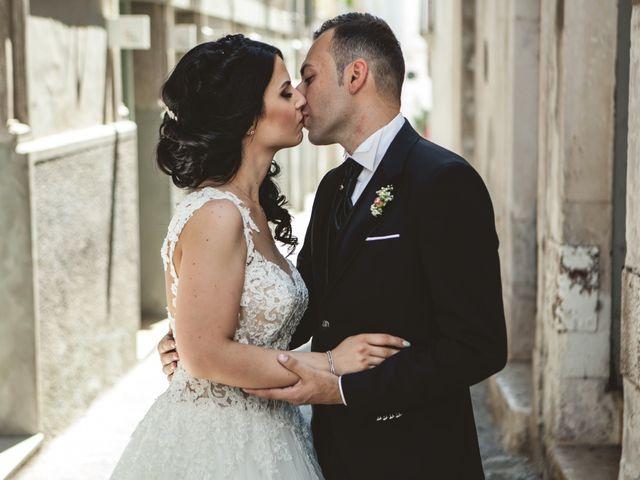Il matrimonio di Nicola e Elena a Martina Franca, Taranto 50