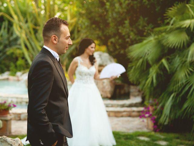 Il matrimonio di Nicola e Elena a Martina Franca, Taranto 54