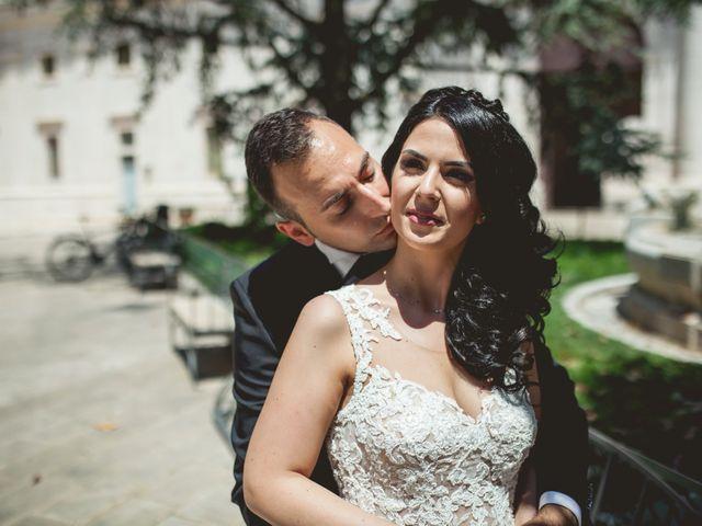 Il matrimonio di Nicola e Elena a Martina Franca, Taranto 56