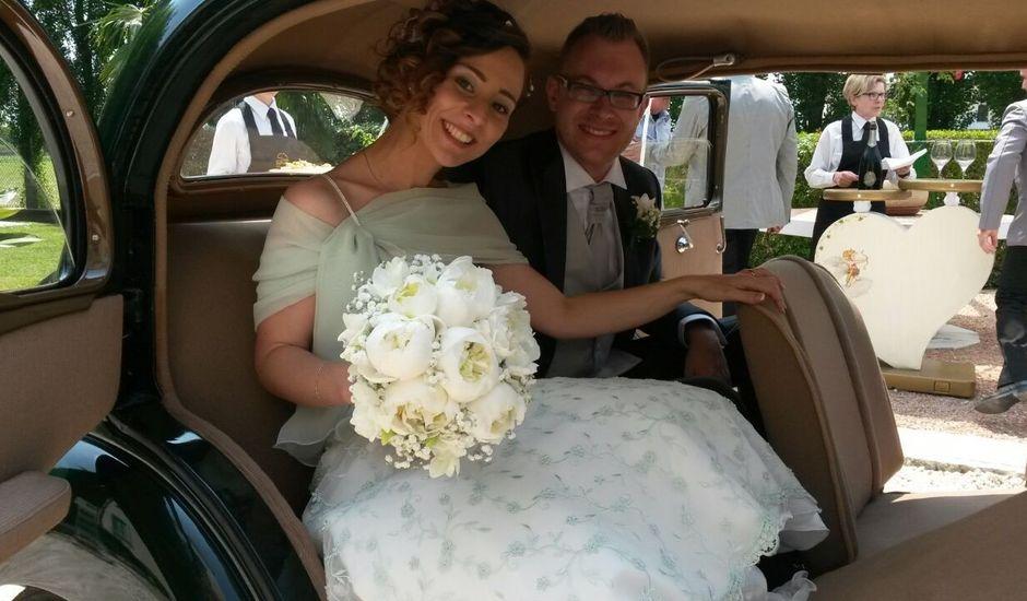 Il matrimonio di Francesco e Lisa a Castelbaldo, Padova