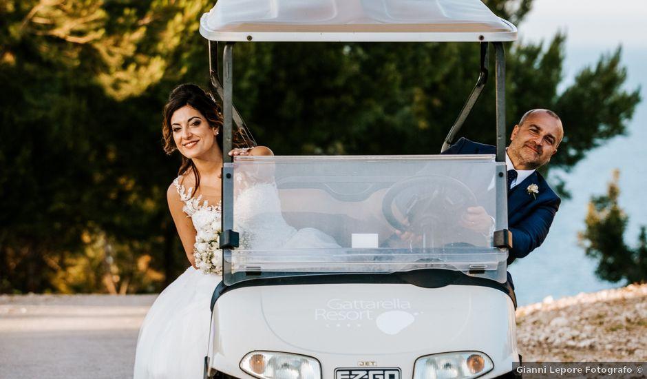 Il matrimonio di Antonio e Eliana a Vieste, Foggia