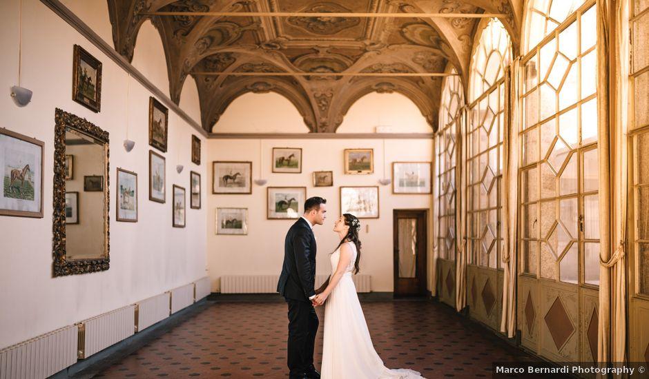 Il matrimonio di Antonio e Anna a Rho, Milano