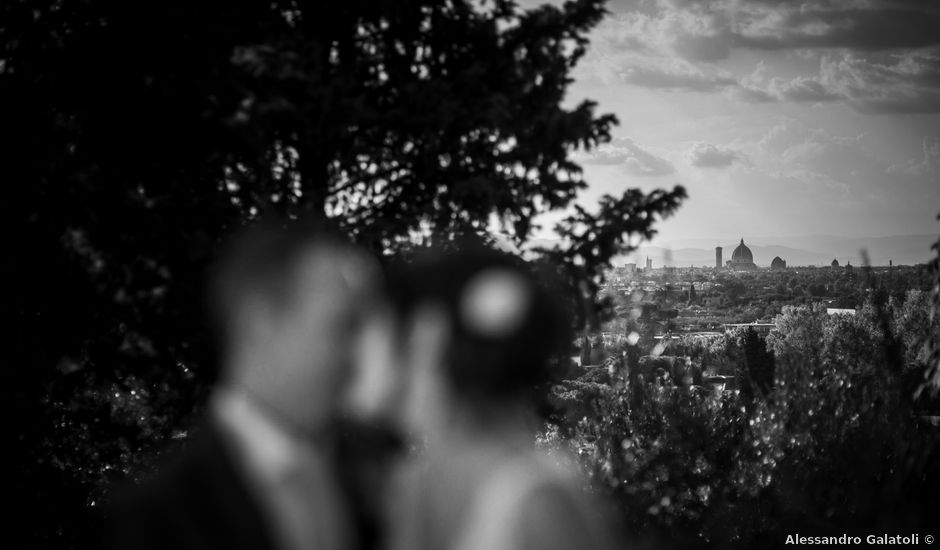 Il matrimonio di Daniele e Cristina a Firenze, Firenze
