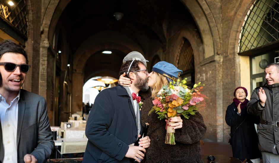 Il matrimonio di Luca e Irene a Bologna, Bologna