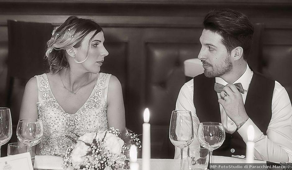 Il matrimonio di Luca e Jennifer a Candelo, Biella