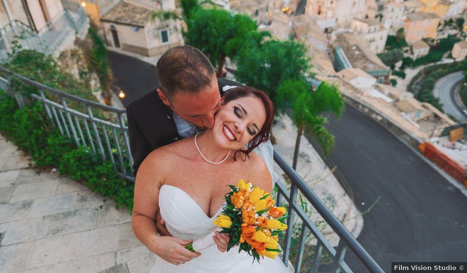 Il matrimonio di Vito e Giordana a Ragusa, Ragusa