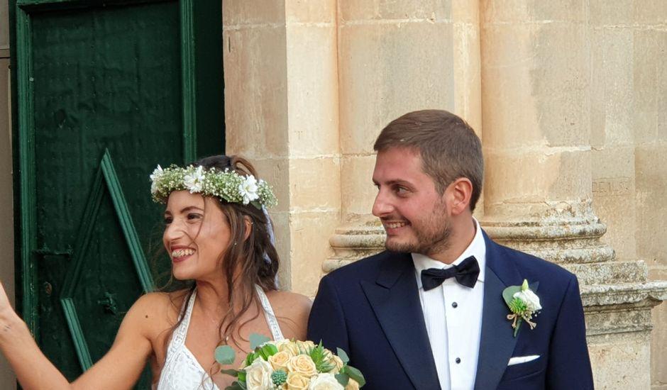 Il matrimonio di Jessica e Antonio a Ragusa, Ragusa