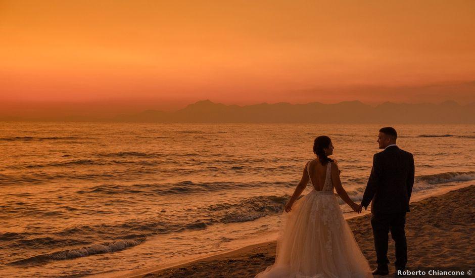 Il matrimonio di Carmine e Anna a Salerno, Salerno