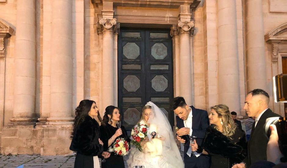 Il matrimonio di Luca e Sharon a Comiso, Ragusa