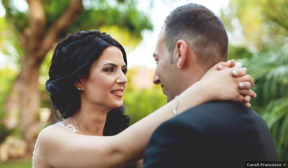 Il matrimonio di Nicola e Elena a Martina Franca, Taranto