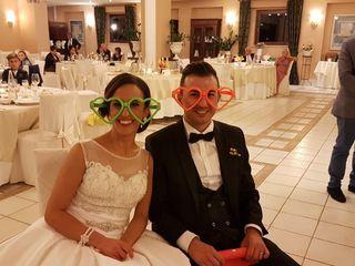 Le nozze di Valeria e Gennaro