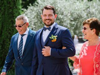 Le nozze di Patrizia e Claudio 1