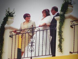 le nozze di Leidy e Oscar 2