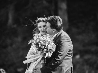 Le nozze di Martina e Yuri 1