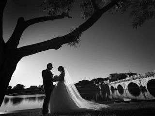 Le nozze di Viola e Michele