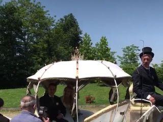 Le nozze di Lorenzo e Clara 1