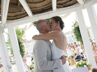 Le nozze di Fabio e Nadja