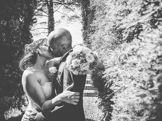 Le nozze di Aurora e Dario