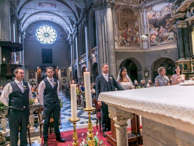 Il matrimonio di Paul e Marta a Como, Como 27