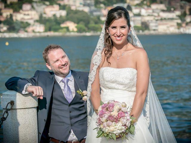 Il matrimonio di Paul e Marta a Como, Como 35