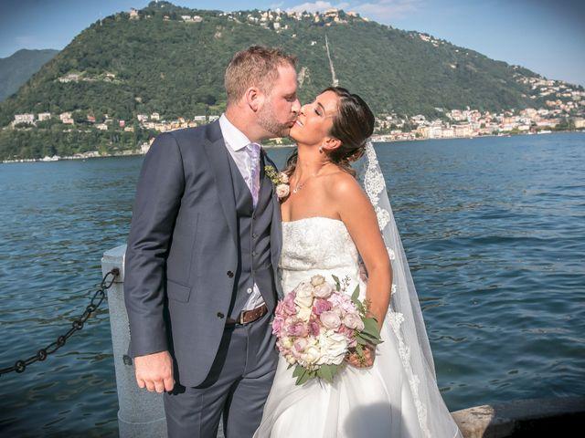 Il matrimonio di Paul e Marta a Como, Como 36