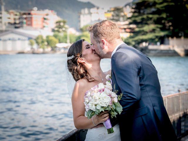 Il matrimonio di Paul e Marta a Como, Como 38