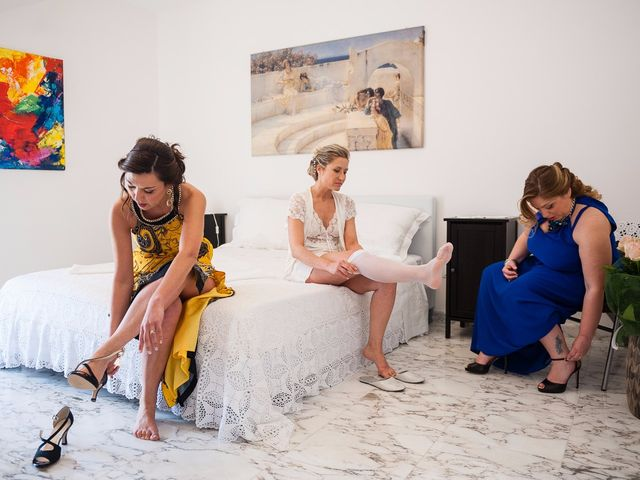 Il matrimonio di Leonardo e Ersilia a Alcamo, Trapani 18
