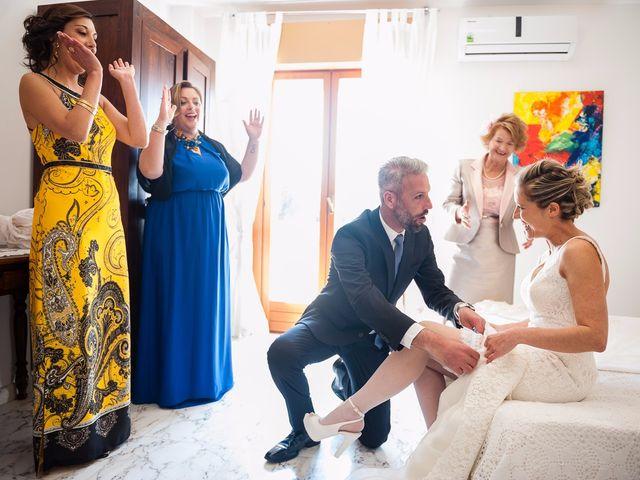 Il matrimonio di Leonardo e Ersilia a Alcamo, Trapani 20