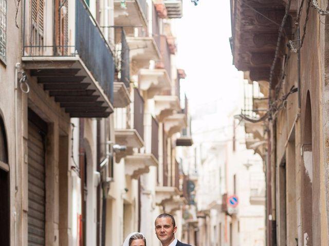 Il matrimonio di Leonardo e Ersilia a Alcamo, Trapani 32