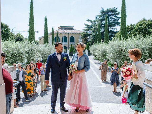 Il matrimonio di Claudio e Patrizia a Villafranca di Verona, Verona 7