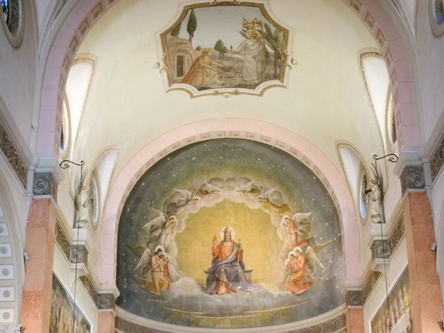 Il matrimonio di Claudio e Patrizia a Villafranca di Verona, Verona 9