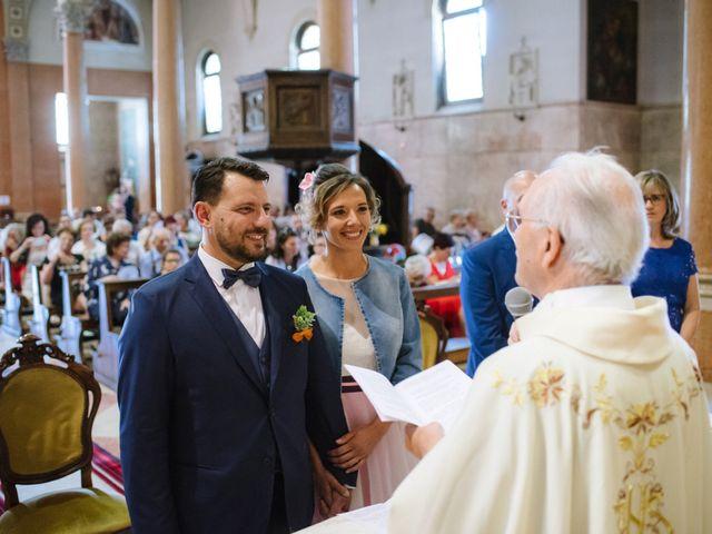 Il matrimonio di Claudio e Patrizia a Villafranca di Verona, Verona 15