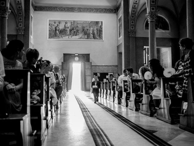 Il matrimonio di Claudio e Patrizia a Villafranca di Verona, Verona 18